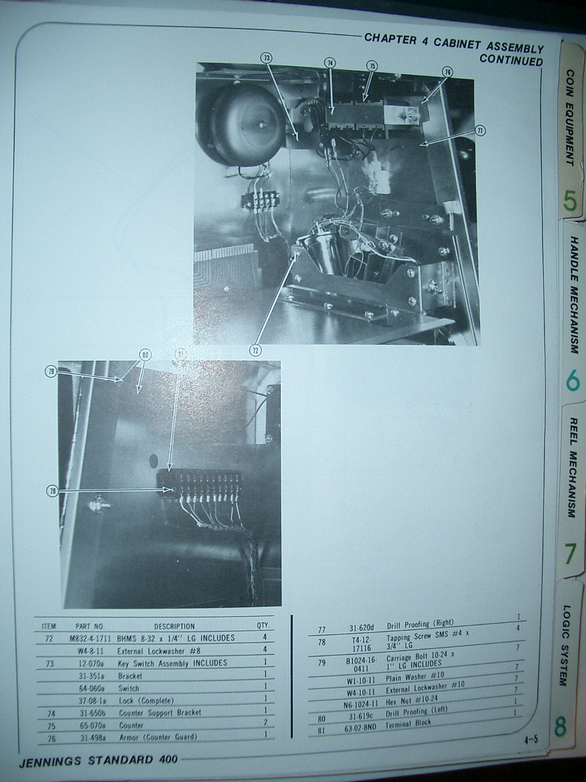 Igt Repair Manual Dixon 4423 Wiring Diagram G23 Premium Widescreen Upright Array Slot Machine Bally Roulette Rh Vassermetal Ga
